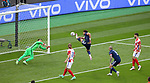 22.06.2021 Croatia v Scotland: Che Adams goes close