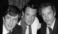 Steven Spielberg Roy Scheider Richard Dryfuss 1978<br /> Photo by Adam Scull/PHOTOlink