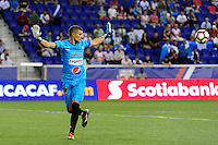 Harrison, NJ - Wednesday Aug. 03, 2016: Cristian Alvarez during a CONCACAF Champions League match between the New York Red Bulls and Antigua at Red Bull Arena.