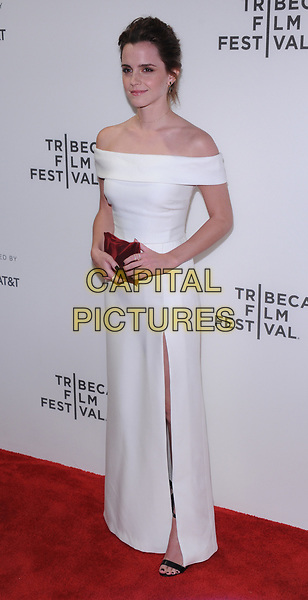 NEW YORK, NY - April 26: Emma Watson attends the 2017 Tribeca Film Festival - 'The Circle' at BMCC Tribeca PAC on April 26, 2017 in New York City..<br /> CAP/MPI/JP<br /> ©JP/MPI/Capital Pictures