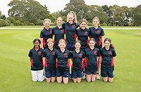ANZ National Primary School Girls Shield tournament at Lincoln Green in Lincoln, New Zealand on Saturday 23 November 2019. Photo: Martin Hunter, www.bwmedia.co.nz