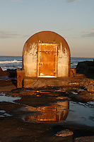 Pumping Station at Merewether Baths