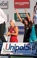 Hungary winner<br /> 4x200 freestyle relay women <br /> swimming, nuoto<br /> LEN European Junior Swimming Championships 2021<br /> Rome 2176<br /> Stadio Del Nuoto Foro Italico <br /> Photo Giorgio Scala / Deepbluemedia / Insidefoto