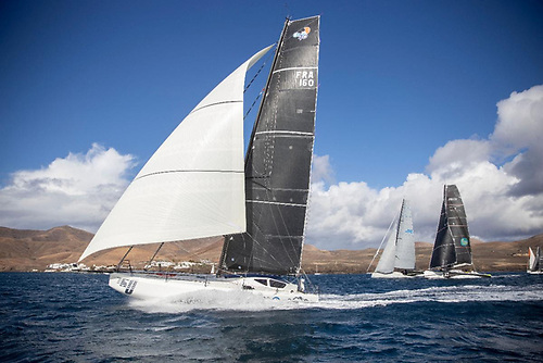 The 2022 RORC Transatlantic Race will start on 8th January from Lanzarote, Canary Islands to the Caribbean