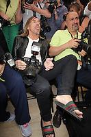 IGGY POP - PHOTOCALL DU FILM 'GIMME DANGER' - 69EME FESTIVAL DE CANNES