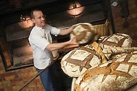 Europe/France/Bretagne/29/Finistère/Lannilis: Michel Izard boulanger:  La Maison du Boulanger [Non destiné à un usage publicitaire - Not intended for an advertising use]