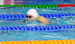 Wales' Jemma Lowe competes in the women's 100m butterfly final<br /> <br /> Photographer Chris Vaughan/CameraSport<br /> <br /> 20th Commonwealth Games - Day 2 - Friday 25th July 2014 - Swimming - Tollcross International Swimming Centre - Glasgow - UK