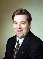 Montreal (QC) CANADA - 1999 file photo - Claude Aube, Metro-Richelieu