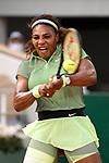 June 2, 2021:  Serena Williams (USA) defeated Danielle Collins (USA) at the Roland Garros being played at Stade Roland Garros in Paris, .  ©ISPA/chr-ja/Tennisclix/CSM