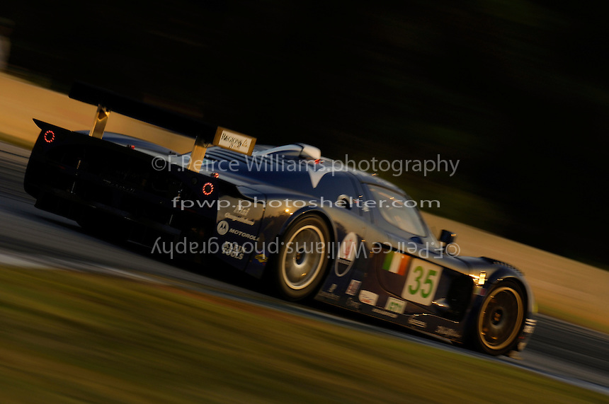The #35 Risi Maserati..Copyright©F.Peirce Williams 2005.ref.Digital Image Only