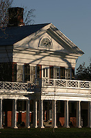 UVa Lawn pavilion