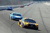 Monster Energy NASCAR Cup Series<br /> AXALTA presents the Pocono 400<br /> Pocono Raceway, Long Pond, PA USA<br /> Sunday 11 June 2017<br /> Matt Kenseth, Joe Gibbs Racing, DEWALT Flexvolt Toyota Camry and Kevin Harvick, Stewart-Haas Racing, Busch Beer Ford Fusion<br /> World Copyright: Russell LaBounty<br /> LAT Images<br /> ref: Digital Image 17POC1rl_04077