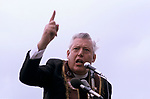 REVEREND IAN PAISLEY, Ian Paisley, the Troubles Northern Ireland 1981<br />