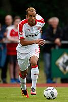Kaarst, Germany, pre season friendly, 2. Fu§ball- BL - SG Kaarst : Fortuna DŸsseldorf 1-6 30.06.2016 auf Anlage des SportzentrumsKaarster See<br /> Jerome KIESEWETTER (F95)<br /> <br />   Duesseldorf .<br /> .