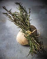 Gastronomie générale/Herbes de Provence /Romarin Bio  //  General gastronomy / Herbs of Provence / Organic Rosemary