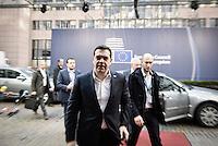 2016 02 19 European Union summit, Brussels, Belgium