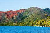 La baie de Port Bouquet