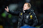 St Johnstone v Celtic…..29.01.20   McDiarmid Park   SPFL<br />Celtic Manager Neil Lennon<br />Picture by Graeme Hart.<br />Copyright Perthshire Picture Agency<br />Tel: 01738 623350  Mobile: 07990 594431