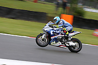 Christian Iddon of the Tyco BMW team (No. 24) during qualifying at the 2017 BSB Round 6 - Brands Hatch GP Circuit at Brands Hatch, Longfield, England on Saturday 22 July 2017. Photo by David Horn/PRiME Media Images