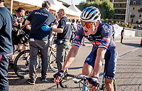 Mathieu Van der Poel (NED/Alpecin-Fenix) rolling in 10th<br /> <br /> 114th Il Lombardia 2020 (1.UWT)<br /> 1 day race from Bergamo to Como (ITA/231km) <br /> <br /> ©kramon