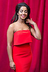 © Licensed to London News Pictures . 16/05/2015 .  The Palace Hotel , Manchester , UK . Mandip Gill . The red carpet at the 2015 British Soap Awards , The Palace Hotel , Oxford Road , Manchester . Photo credit : Joel Goodman/LNP