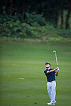 Rohan Boettcher of Brazil in action during the 9th Faldo Series Asia Grand Final 2014 golf tournament on March 19, 2015 at Faldo course in Mid Valley clubhouse in Shenzhen, China. Photo by Xaume Olleros / Power Sport Images