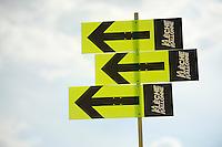 """""""La Flèche Wallonne"""" = """"The Walloon Arrow""""<br /> <br /> La Flèche Wallonne 2014"""