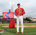 MLB: Los Angeles Angels Shohei Otani awarded American League Rookie Award for April