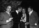 RENATO POZZETTO CON COCHI PONZONI, FRANCO CALIFANO E PAOLO VILLAGGIO JACKIE O' 1975