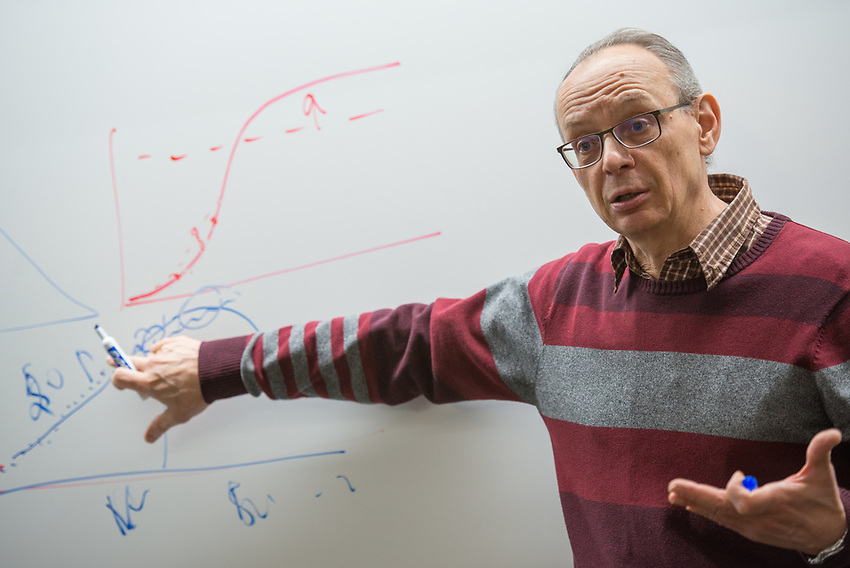 College of Engineering Geomatics Professor Gennady Gienko discusses data gathered as part of a project in partnership with the Structural Engineers Association of Alaska (SEAAK) to update Alaska's long-outdated snow load data and maps.