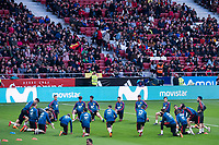 Spain during training session the day before Spain and Argentina match at Wanda Metropolitano in Madrid , Spain. March 26, 2018. (ALTERPHOTOS/Borja B.Hojas) /NortePhoto NORTEPHOTOMEXICO