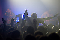 The german Punkrock Band Turbostaat live at the club SO36 in Berlin.<br />8.2.2014, Berlin<br />Copyright: Christian-ditsch.de<br />[Inhaltsveraendernde Manipulation des Fotos nur nach ausdruecklicher Genehmigung des Fotografen. Vereinbarungen ueber Abtretung von Persoenlichkeitsrechten/Model Release der abgebildeten Person/Personen liegen nicht vor. NO MODEL RELEASE! Don't publish without copyright Christian-Ditsch.de, Veroeffentlichung nur mit Fotografennennung, sowie gegen Honorar, MwSt. und Beleg. Konto:, I N G - D i B a, IBAN DE58500105175400192269, BIC INGDDEFFXXX, Kontakt: post@christian-ditsch.de Urhebervermerk wird gemaess Paragraph 13 UHG verlangt.]