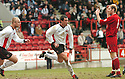 20040327     Copyright Pic : James Stewart.File Name : jspa07_clyde_v_stmirren..JACK ROSS CELEBRATES SCORING CLYDE'S LATE EQUALISER.....James Stewart Photo Agency 19 Carronlea Drive, Falkirk. FK2 8DN      Vat Reg No. 607 6932 25.Office     : +44 (0)1324 570906     .Mobile  : +44 (0)7721 416997.Fax         :  +44 (0)1324 570906.E-mail  :  jim@jspa.co.uk.If you require further information then contact Jim Stewart on any of the numbers above.........