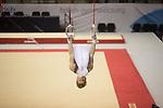 British Gymnastics Championships 2017<br /> The Liverpool Echo Arena<br /> Dex Trivett Barry YMCA Gym Club<br /> 25.03.17<br /> ©Steve Pope - Sportingwales