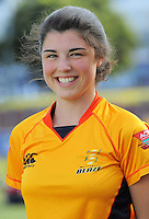 Susie McDonald. Wellington Blaze headshots at Allied Nationwide Basin Reserve, Wellington on Thursday, 9 December 2010. Photo: Dave Lintott / lintottphoto.co.nz