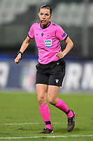 Stephanie Frappart <br /> Catania 19-11-2019 Stadio Angelo Massimino <br /> UEFA Under 21 European Championship 2021 qualifier group 1 <br /> Italy - Armenia<br /> Photo Carmelo Imbesi / Insidefoto
