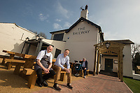 The Railway pub Lowdham, Nottingham