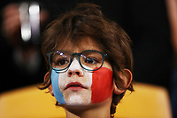17th July 2021; Brisbane, Australia;  French fan during the Australia versus France, 3rd Rugby Test at Suncorp Stadium, Brisbane, Australia on Saturday 17th July 2021.