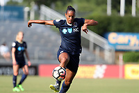 Cary, North Carolina  - Saturday June 03, 2017: Rosana during a regular season National Women's Soccer League (NWSL) match between the North Carolina Courage and the FC Kansas City at Sahlen's Stadium at WakeMed Soccer Park. The Courage won the game 2-0.
