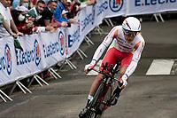 Fabien Doubey (FRA/TotalEnergies)<br /> <br /> Stage 5 (ITT): Time Trial from Changé to Laval Espace Mayenne (27.2km)<br /> 108th Tour de France 2021 (2.UWT)<br /> <br /> ©kramon