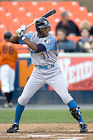 Lee, CJ 1490.jpg. Carolina League Myrtle Beach Pelicans at the Frederick Keys at Harry Grove Stadium on May 13th 2009 in Frederick, Maryland. Photo by Andrew Woolley.
