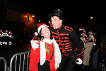 Rose Tuomey at the Arrival of Santa and the turning on of the Christmas Lights in Dunleer...(Photo credit should read Jenny Matthews www.newsfile.ie)....This Picture has been sent you under the conditions enclosed by:.Newsfile Ltd..The Studio,.Millmount Abbey,.Drogheda,.Co Meath..Ireland..Tel: +353(0)41-9871240.Fax: +353(0)41-9871260.GSM: +353(0)86-2500958.email: pictures@newsfile.ie.www.newsfile.ie.