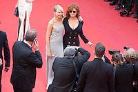 Naomi Watts, Susan Sarandon - CANNES 2016 - MONTEE DES MARCHES DU FILM 'MONEY MONSTER'