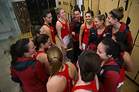 STANFORD, CA - January 19, 2019: Stanford beats Yale 7-2 at Arrillaga Family Recreation Center.