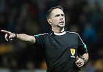 St Johnstone v Rangers…28.12.16     McDiarmid Park    SPFL<br />Referee Crawford Allan<br />Picture by Graeme Hart.<br />Copyright Perthshire Picture Agency<br />Tel: 01738 623350  Mobile: 07990 594431