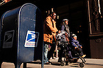 U.S. Postal Service expecting busiest week of the year