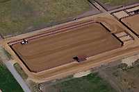 aerial photograph of Santa Ynez Valley Equestrian Center, Santa Ynez, Santa Barbara County, California