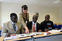 Polizia di Stato - corso di formazione per Ispettori del Gambia