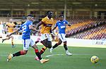 27.09.2020 Motherwell v Rangers:  Jordan Jones scores for Rangers