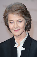 """Charlotte Rampling<br /> arriving for the premiere of """"The Sense of an Ending"""" at the Picturehouse Central, London.<br /> <br /> <br /> ©Ash Knotek  D3244  06/04/2017"""